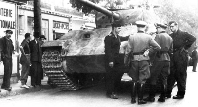 Panzerinparis