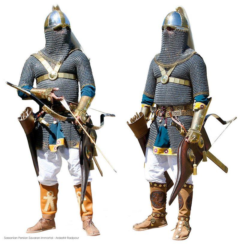 Sassanian_persian_archer